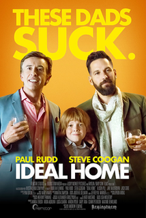 <i>Ideal Home</i> (film) 2016 film by Andrew Fleming