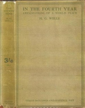 In the Fourth Year - First edition title page