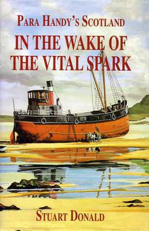 Vital Spark - Fascination with the puffers still continues.