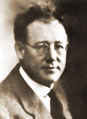 William Henry Irwin - Will Irwin, circa 1922.