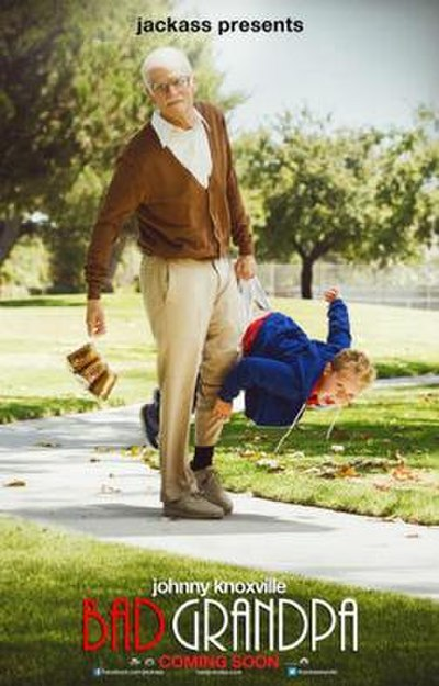Picture of a movie: Jackass Presents: Bad Grandpa