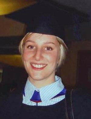 Murder of Joanna Yeates - Image: Joanna Yeates