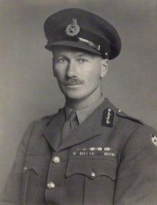 John D'Arcy (British Army officer) - Wikipedia