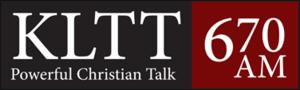 KLTT - Image: KLTT logo