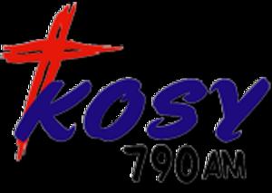 KOSY (AM) - Image: KOSY 790AM logo