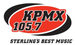 KPMX - Image: KPMX logo