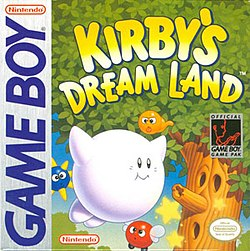 Image result for kirby's dream land