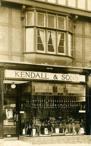 Kendall & Sons - Kendalls store in Ipswich