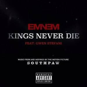 Kings Never Die - Image: Kings Never Die
