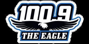 KXGL - KXGL-FM 100.9 logo