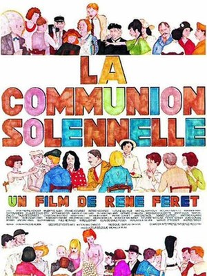 Solemn Communion - Film poster