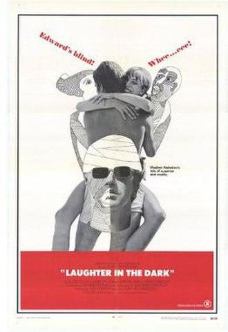 Laughter in the Dark (film) - Film poster