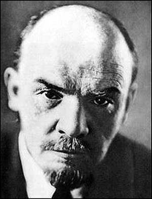 Causes of the Polish–Soviet War - Soviet leader Vladimir Lenin.