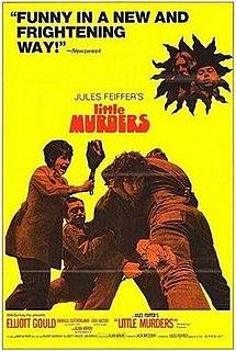<i>Little Murders</i> 1971 film by Alan Arkin
