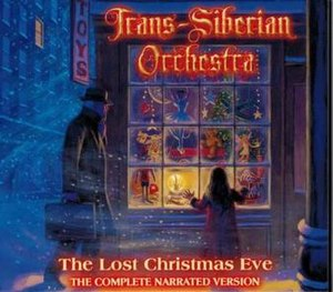 The Lost Christmas Eve - Image: Lost Christmas Eve Narrated