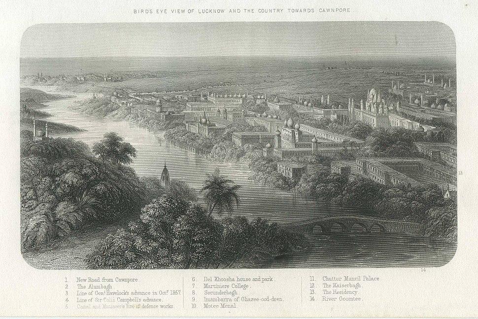 Lucknow-birds-eye-1860