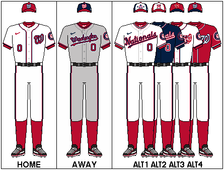 MLB-NLE-WAS-Uniform