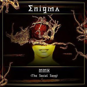 MMX (The Social Song) - Image: MMX The Social Song Art Cover