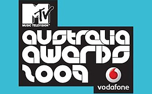 MTV Australia Awards 2009 - Image: MTV Australia Awards 2009