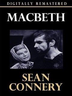 <i>Macbeth</i> (1961 film) 1961 Canadian television film