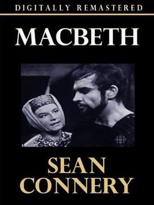 Macbeth (1961 film) - Digital remaster cover art