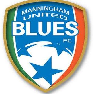 Manningham United FC - Image: Manningham United Logo
