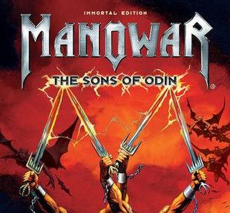 The Sons of Odin - Image: Manowar cd tsooi large