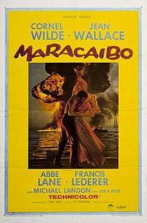 <i>Maracaibo</i> (film) 1958 film by Cornel Wilde