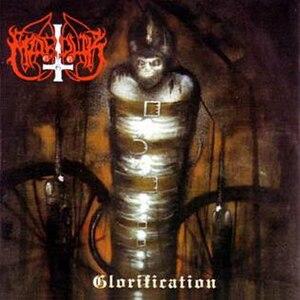 Glorification (EP) - Image: Marduk Glorification