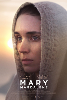 <i>Mary Magdalene</i> (2018 film) 2018 film by Garth Davis