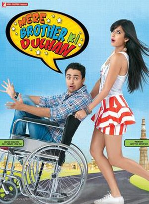 Mere Brother Ki Dulhan - Theatrical release poster