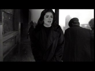 Stranger in Moscow - Michael Jackson walking the streets of the city in the music video.