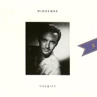 The Gift (Midge Ure album) - Image: Midge Ure The Gift album cover