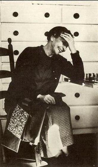 Mildred Barker - Barker, as depicted in LIFE, 1967