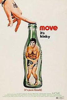 <i>Move</i> (1970 film) 1970 comedy film directed by Stuart Rosenberg