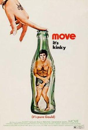 Move (1970 film) - Film poster