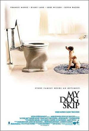 My Dog Skip (film) - Theatrical release poster
