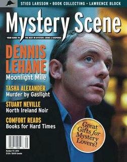 <i>Mystery Scene</i> American magazine