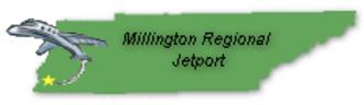 Millington-Memphis Airport - Image: NQA logo