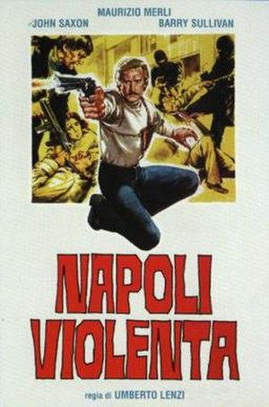 Violent Naples - Image: Napoli violenta