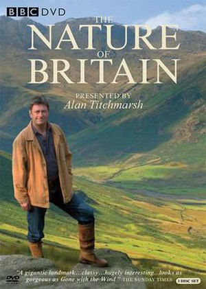 The Nature of Britain - The Nature of Britain DVD cover