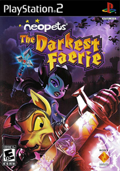 Picture of a game: Neopets