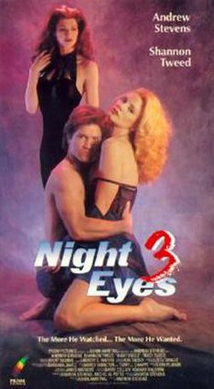 Night Eyes 3 - Film poster