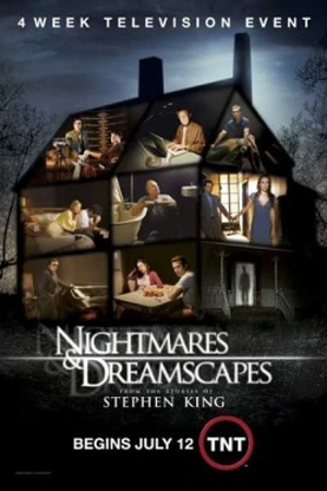 Nightmares & Dreamscapes: From the Stories of Stephen King - Image: Nightmares & Dreamscapes From the Stories of Stephen King