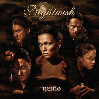 Nemo (song) - Image: Nightwish nemo cover