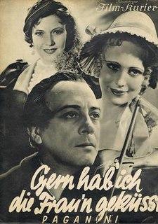 <i>Paganini</i> (1934 film) 1934 film