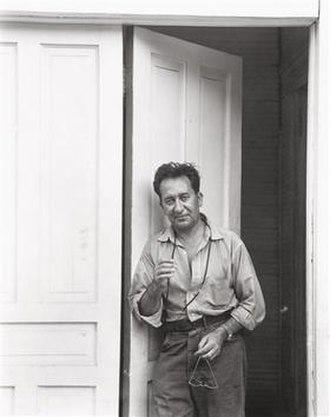 Aaron Siskind - Siskind, circa 1950