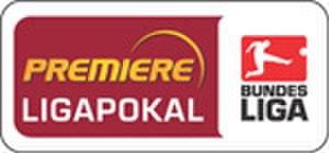 DFL-Ligapokal - Image: Premiere ligapokal logo