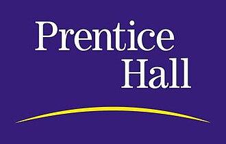 Prentice Hall - Image: Prentice Hall (logo)