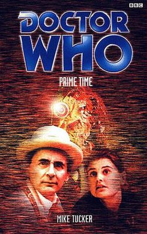 Prime Time (novel) - Image: Prime Time (Doctor Who)